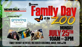 Family Day at the Zoo 2016