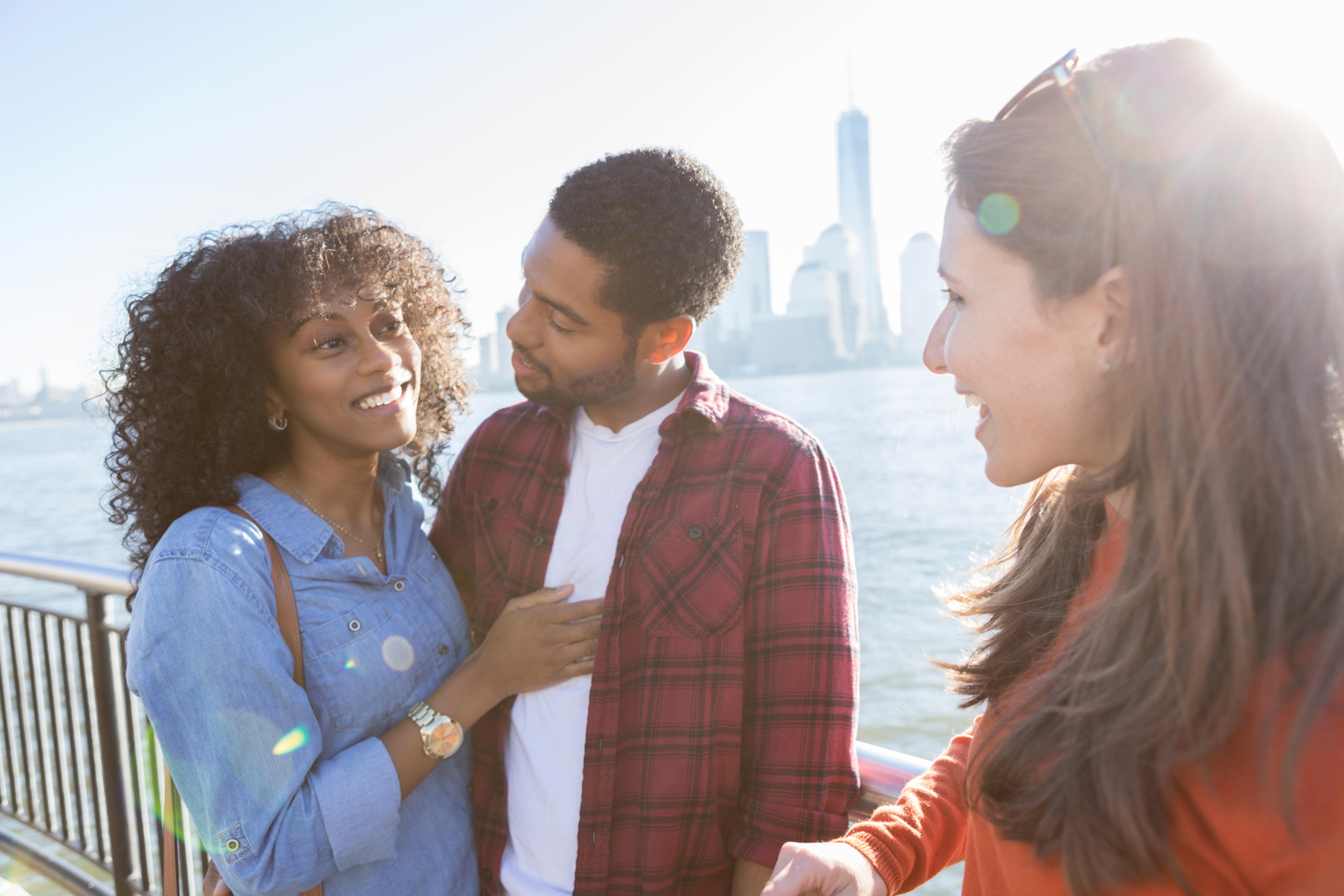 What do white men love about black women