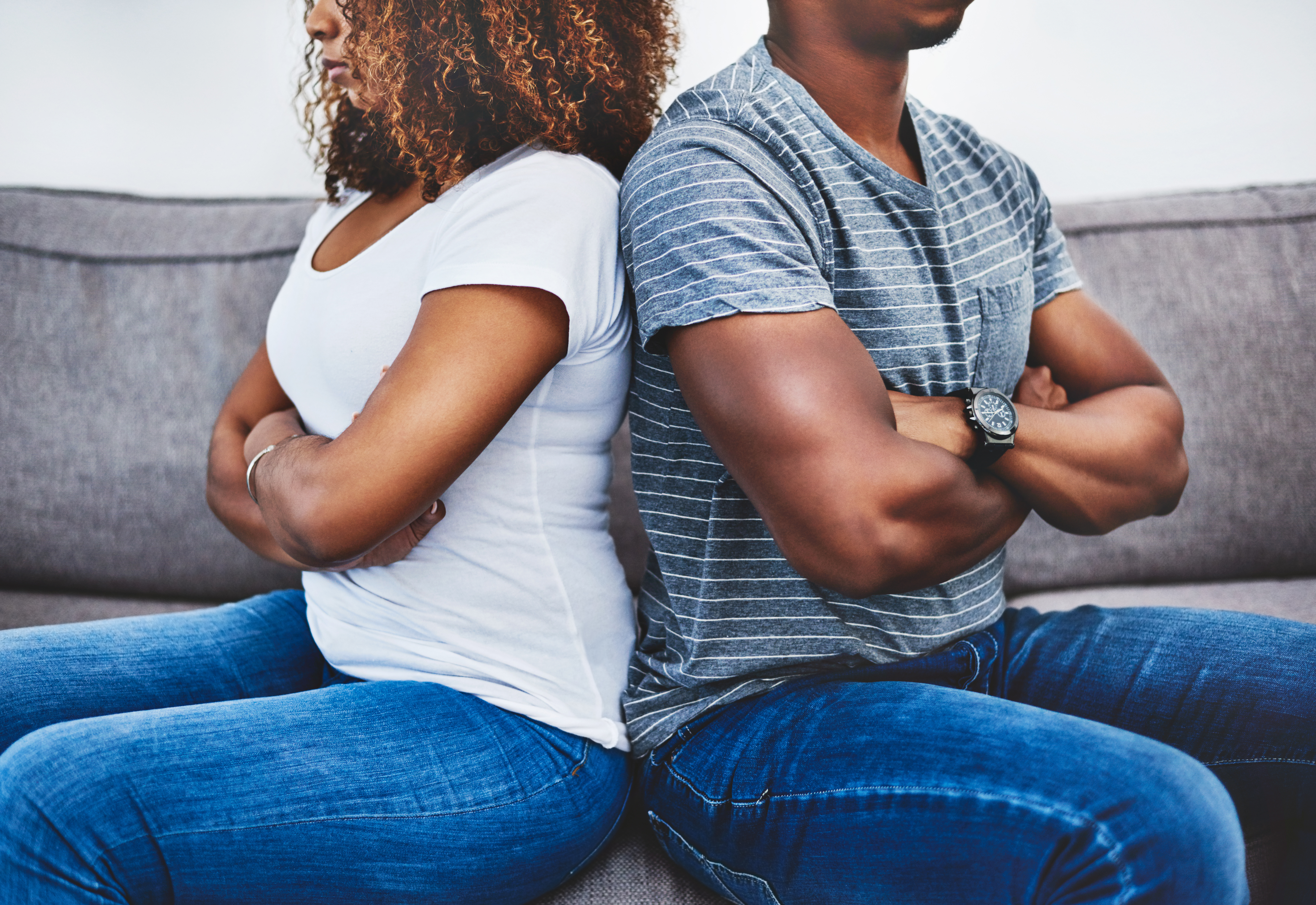 Black men making having sex